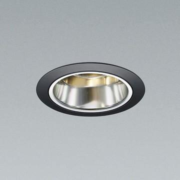 XD91884L【コイズミ照明】LEDユニバーサル枠:アルミダイカスト・ブラック塗装コーン:アルミ・銀色鏡面【返品種別B】