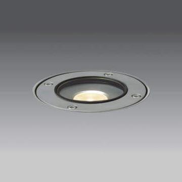 WU49345L【コイズミ照明】LED地中埋込器具本体:ステンレス・サンドショット前面ガラス:強化ガラス・透明【返品種別B】