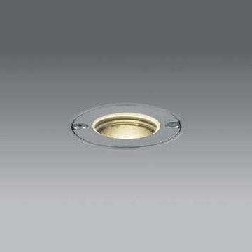 WU49347L【コイズミ照明】LED地中埋込器具本体:ステンレス・サンドショット前面ガラス:強化ガラス・透明【返品種別B】