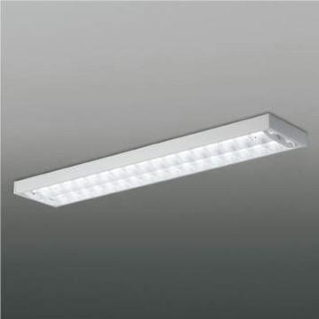【法人限定】XH90011L【コイズミ照明】LED直付器具本体:鋼・ホワイト塗装ルーバー:鋼・ホワイト塗装反射板:鋼・ホワイト塗装【返品種別B】