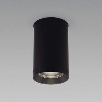 【法人限定】XU48056L【コイズミ照明】LED防雨シーリングダウンライト枠:アルミダイカスト・黒色塗装前面ガラス:ガラス・透明【返品種別B】