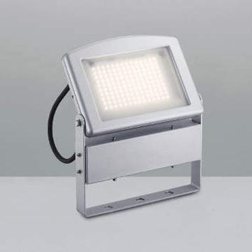 XU39029L【コイズミ照明】LED防雨型スポット本体:アルミダイカスト・シルバー塗装前面ガラス:強化ガラス・透明消し【返品種別B】