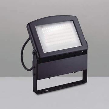 【法人限定】XU39033L【コイズミ照明】LED防雨型スポット本体:アルミダイカスト・黒色塗装前面ガラス:強化ガラス・透明消し【返品種別B】