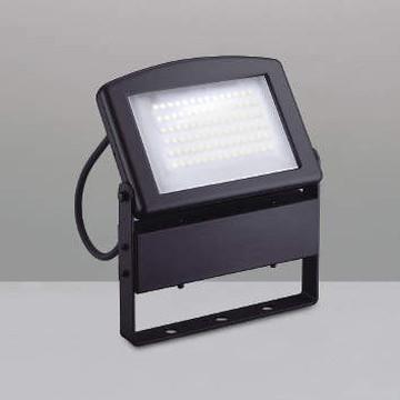 【法人限定】XU39034L【コイズミ照明】LED防雨型スポット本体:アルミダイカスト・黒色塗装前面ガラス:強化ガラス・透明消し【返品種別B】