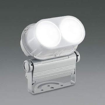 XU41345L【コイズミ照明】LED防雨型スポット本体:アルミダイカスト・シルバー塗装前面カバー:アクリル・クリアアーム:ステンレス・シルバー塗装【返品種別B】