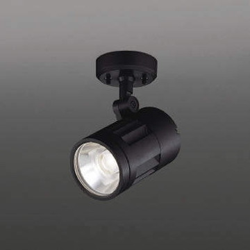 XU44229L【コイズミ照明】LED防雨型スポット本体:アルミダイカスト・黒色塗装前面ガラス:強化ガラス・透明【返品種別B】
