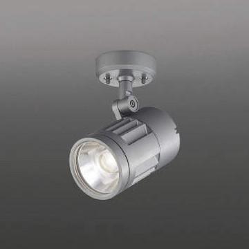 XU44234L【コイズミ照明】LED防雨型スポット本体:アルミダイカスト・シルバー塗装前面ガラス:強化ガラス・透明【返品種別B】