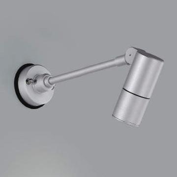 【法人限定】XU48092L【コイズミ照明】LED防雨型スポット本体:アルミダイカスト・シルバー塗装前面ガラス:強化ガラス・透明【返品種別B】