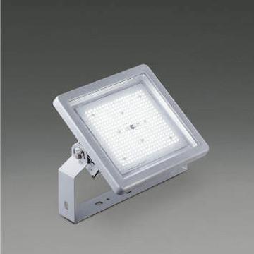 XU49131L【コイズミ照明】LED防雨型スポット本体:アルミダイカスト・シルバー塗装前面ガラス:強化ガラス・透明【返品種別B】