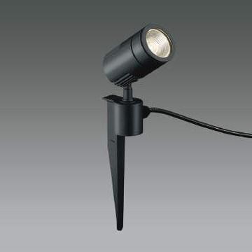 【法人限定】XU49882L【コイズミ照明】LED防雨型スポット本体:アルミダイカスト・黒色塗装前面ガラス:強化ガラス・透明スパイク:アルミダイカスト・黒色塗装【返品種別B】