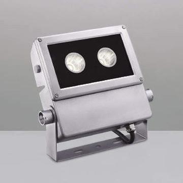 【法人限定】XU49924L【コイズミ照明】LED防雨型スポット本体:アルミダイカスト・シルバー塗装前面ガラス:強化ガラス・透明部分印刷【返品種別B】
