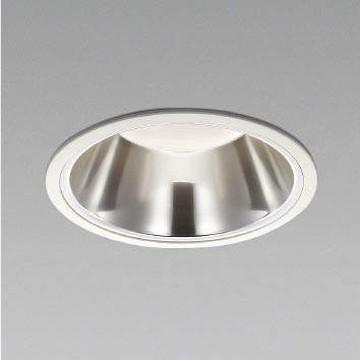 XD91311L【コイズミ照明】LED防雨型ダウン枠:アルミダイカスト・ファインホワイト塗装パネル:アクリル・透明消しコーン:アルミ・銀色鏡面【返品種別B】