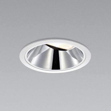 XD91858L【コイズミ照明】LED防雨型ダウン枠:アルミダイカスト・ファインホワイト塗装本体:アルミダイカスト・ファインホワイトコーン:銀色鏡面前面パネル:ポリカーボネート・透明消し【返品種別B】