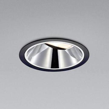 XD91860L【コイズミ照明】LED防雨型ダウン枠:アルミダイカスト・ブラック塗装本体:アルミダイカスト・ブラックコーン:銀色鏡面前面パネル:ポリカーボネート・透明消し【返品種別B】