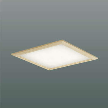 XD44965L【コイズミ照明】LED埋込器具本体:鋼板・白色塗装枠:白木パネル:アクリル・乳白色【返品種別B】