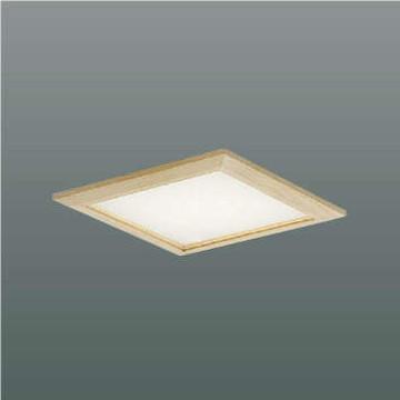XD44967L【コイズミ照明】LED埋込器具本体:鋼板・白色塗装枠:白木パネル:アクリル・乳白色【返品種別B】