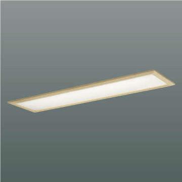 XD47521L【コイズミ照明】LED埋込器具本体:鋼板・白色塗装枠:白木パネル:アクリル・乳白色【返品種別B】