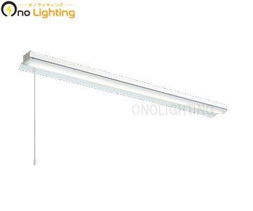 【三菱】MY-H470330S/WW AHTN [ MYH470330SWWAHTN ]LEDライトユニット形ベースライトMyシリーズ 40形 直付形 笠付形プルスイッチ 温白色 3500K【返品種別B】