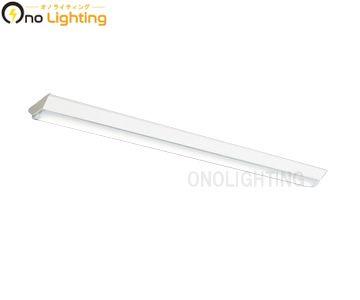 【三菱】MY-V450300/W AHZ [ MYV450300WAHZ ]LEDライトユニット形ベースライトMyシリーズ 40形 直付形 逆富士形150幅 白色 4000K【返品種別B】