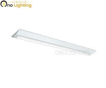 【三菱】MY-V450301/W AHZ [ MYV450301WAHZ ]LEDライトユニット形ベースライトMyシリーズ 40形 直付形 逆富士形230幅 白色 4000K【返品種別B】
