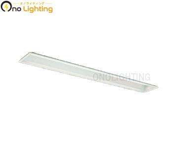 【三菱】MY-B430337/WW AHZ [ MYB430337WWAHZ ]LEDライトユニット形ベースライトMyシリーズ 40形 埋込形150幅 温白色 3500K【返品種別B】