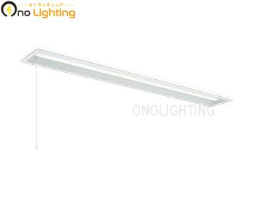 【三菱】MY-B440331S/W AHZ [ MYB440331SWAHZ ]LEDライトユニット形ベースライトMyシリーズ 40形 埋込形 150幅プルスイッチ 白色 4000K【返品種別B】