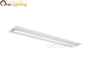 【三菱】MY-B450334/W AHZ [ MYB450334WAHZ ]LEDライトユニット形ベースライトMyシリーズ 40形 埋込形 220幅Cチャンネル回避 白色 4000K【返品種別B】