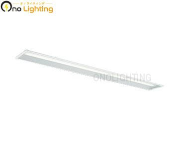 【三菱】MY-B470331/W AHTN [ MYB470331WAHTN ]LEDライトユニット形ベースライトMyシリーズ 40形 埋込形150幅 白色 4000K【返品種別B】