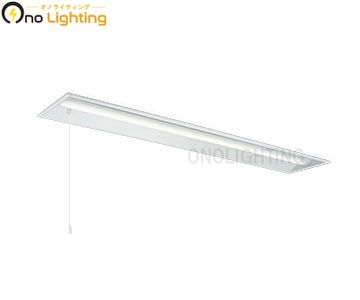【三菱】MY-B430253S/N AHTN [ MYB430253SNAHTN ]LEDライトユニット形ベースライトMyシリーズ 40形 埋込形 220幅プルスイッチ 昼白色 5000K【返品種別B】