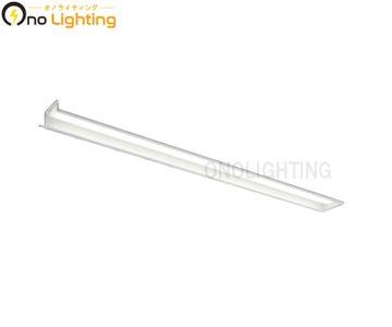 【三菱】MY-B43033/12/W AHZ [ MYB4303312WAHZ ]LEDライトユニット形ベースライトMyシリーズ 40形 埋込形 100幅終端用 白色 4000K【返品種別B】