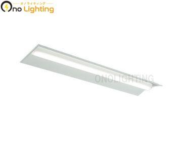 【三菱】MY-B44033/16/L AHZ [ MYB4403316LAHZ ]LEDライトユニット形ベースライトMyシリーズ 40形 埋込形 300幅先端用 電球色 3000K【返品種別B】