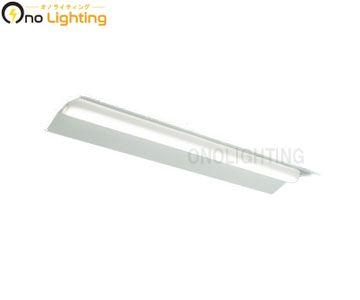 【三菱】MY-B44033/17/WW AHZ [ MYB4403317WWAHZ ]LEDライトユニット形ベースライトMyシリーズ 40形 埋込形 300幅中間用 温白色 3500K【返品種別B】
