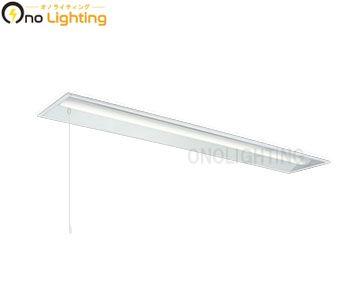 【三菱】MY-B440333S/WW AHZ [ MYB440333SWWAHZ ]LEDライトユニット形ベースライトMyシリーズ 40形 埋込形 220幅プルスイッチ 温白色 3500K【返品種別B】