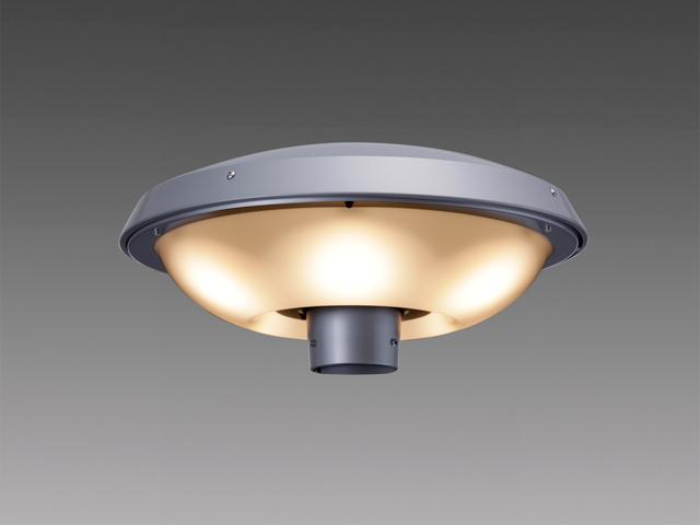 【法人限定】EL-M3020L/S AHN [ ELM3020LSAHN ]【三菱】水銀ランプ100形器具相当 寿命40,000時間灯具 ポール別売 全周方向照射 ブラック【返品種別B】