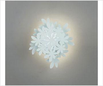 【オーデリック】OB 255 050P1 [OB255050P1]デコウォールライト 屋内 ブラケット木漏れ日 LED一体型 調光器不可【返品種別B】