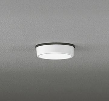 OG254527 [ OG254527 ]【オーデリック】 照明器具軒下用LED小型シーリングライト FLAT PLATE [フラットプレート エクステリア]昼白色 白熱灯60W相当 非調光【返品種別B】