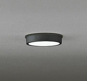 OG254517 [ OG254517 ]【オーデリック】 照明器具軒下用LED小型シーリングライト FLAT PLATE [フラットプレート エクステリア]昼白色 白熱灯100W相当 非調光【返品種別B】