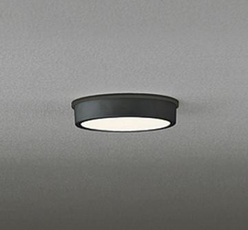 OG254518 [ OG254518 ]【オーデリック】 照明器具軒下用LED小型シーリングライト FLAT PLATE [フラットプレート エクステリア]電球色 白熱灯100W相当 非調光【返品種別B】