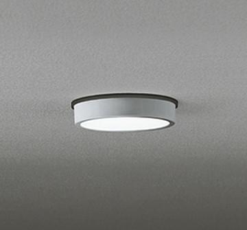 OG254519 [ OG254519 ]【オーデリック】 照明器具軒下用LED小型シーリングライト FLAT PLATE [フラットプレート エクステリア]昼白色 白熱灯100W相当 非調光【返品種別B】