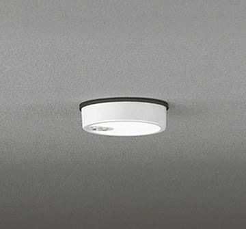 【法人限定】OG254533 [ OG254533 ]【オーデリック】 照明器具軒下用LED小型シーリングライト FLAT PLATE [フラットプレート エクステリア]昼白色 白熱灯60W相当 人感センサ ON-OFF型【返品種別B】