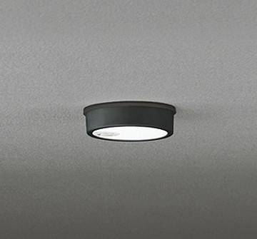 【法人限定】OG254535 [ OG254535 ]【オーデリック】 照明器具軒下用LED小型シーリングライト FLAT PLATE [フラットプレート エクステリア]昼白色 白熱灯60W相当 人感センサ ON-OFF型【返品種別B】