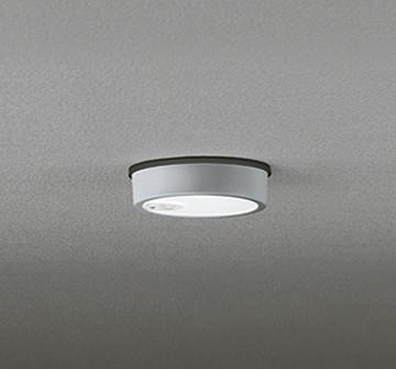 OG254537 [ OG254537 ]【オーデリック】 照明器具軒下用LED小型シーリングライト FLAT PLATE [フラットプレート エクステリア]昼白色 白熱灯60W相当 人感センサ ON-OFF型【返品種別B】