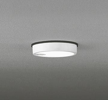 OG254521 [ OG254521 ]【オーデリック】 照明器具軒下用LED小型シーリングライト FLAT PLATE [フラットプレート エクステリア]昼白色 白熱灯100W相当 人感センサ ON-OFF型【返品種別B】