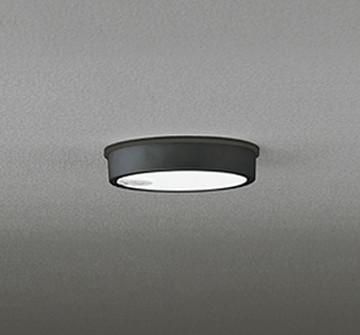 【法人限定】OG254523 [ OG254523 ]【オーデリック】 照明器具軒下用LED小型シーリングライト FLAT PLATE [フラットプレート エクステリア]昼白色 白熱灯100W相当 人感センサ ON-OFF型【返品種別B】