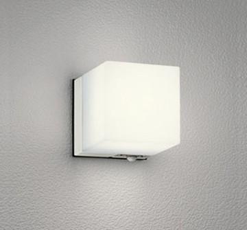OG041645LC [ OG041645LC ]【オーデリック】 照明器具エクステリア LEDポーチライト電球色 白熱灯40W相当 人感センサ【返品種別B】