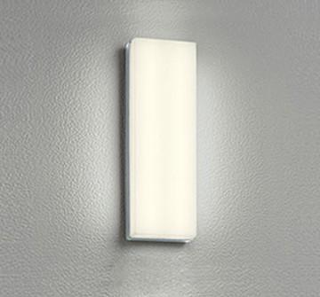 【法人限定】OG254244 [ OG254244 ]【オーデリック】 照明器具エクステリア LEDフラットポーチライト電球色 白熱灯60W相当 別売センサ対応【返品種別B】