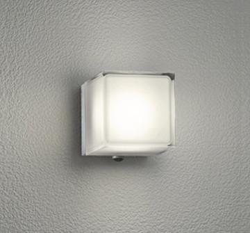OG254294P1 [ OG254294P1 ]【オーデリック】 照明器具エクステリア LEDポーチライト電球色 白熱灯60W相当 人感センサ付【返品種別B】