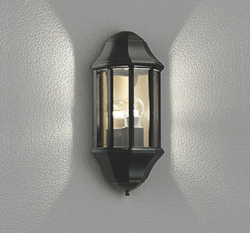 OG041685LC [ OG041685LC ]【オーデリック】 照明器具エクステリア LEDポーチライト電球色 白熱灯40W相当 別売センサ対応【返品種別B】