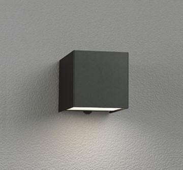 【法人限定】OG254384 [ OG254384 ]【オーデリック】 照明器具エクステリア LEDポーチライト電球色 下面配光・人感センサ付【返品種別B】