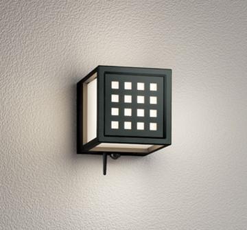 【法人限定】OG254830BC [ OG254830BC ]【オーデリック】 照明器具エクステリア LEDポーチライトCONNECTED LIGHTING Bluetooth通信対応人感センサ付 電球色 白熱灯60W相当【返品種別B】